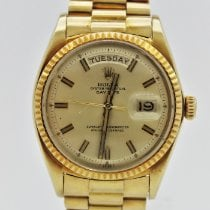 Rolex Day-Date 36 Yellow gold 36mm Gold No numerals United States of America, Florida, Key Biscayne