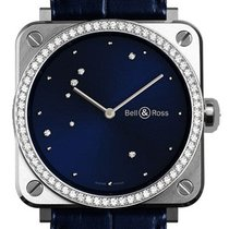 Bell & Ross BR S BRS-EA-ST-LGD/SCR 2020 new