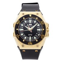 Linde Werdelin Yellow gold 46mm Automatic B1 T1 40 pre-owned