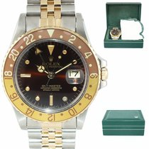 Rolex Gold/Steel 40mm Automatic 16753 pre-owned United States of America, New York, Huntington