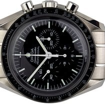 Omega Speedmaster Professional Moonwatch Steel 42,00mm Black No numerals