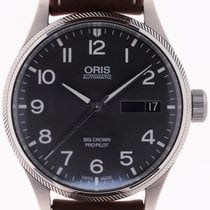 Oris Steel 45.3mm Automatic 752 7698 4063 LSM S new
