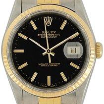 Rolex 16233 Staal Datejust 36mm tweedehands