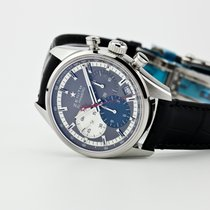 Zenith El Primero Original 1969 Steel 38mm Grey United States of America, New Jersey, Oradell