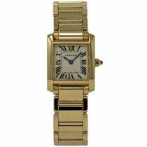 Cartier Tank Française W50002N2 2004 pre-owned