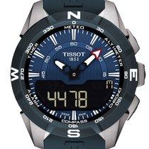 Tissot T-Touch Expert Titanium 45mm Blue United States of America, Massachusetts, Florence