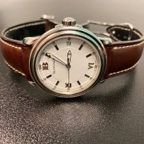 Blancpain Léman Ultra Slim Steel 38mm White United States of America, New York, New York