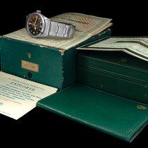 Rolex Explorer 1016 1964 gebraucht