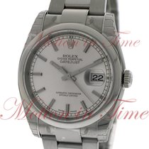 Rolex Datejust 116200 sso pre-owned
