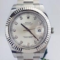 Rolex Datejust II 116334 sdo 2017 new