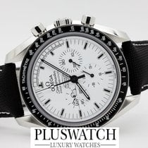 Omega 31132423004003 -  omega speedmaster snoopy Aço Speedmaster Professional Moonwatch 42mm