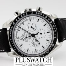 Omega MOONWATCH ANNIVERSARY LIMITED SERIES SILVER SNOOPY
