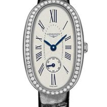 Longines Symphonette Steel 21.9mm Silver United States of America, New York, Airmont