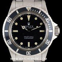 Rolex S/S O/P Very Rare Comex Submariner Vintage  5514
