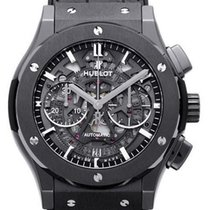Hublot Classic Fusion Chronograph Black Magic Aero