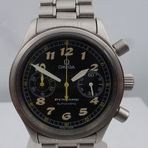 Omega vintage DYNAMIC chronograph steel