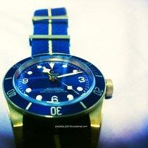 튜더 (Tudor) Heritage Black Bay Bronze Blue
