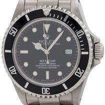Rolex Sea-Dweller ref # 16600 Tritium circa 1991 Box & Papers