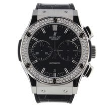 Hublot Classic Fusion Chronograph  Titanium Mens WATCH...