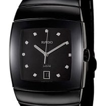 Rado Sintra Jubile XXL Black High-Tech Ceramic Mens Watch...