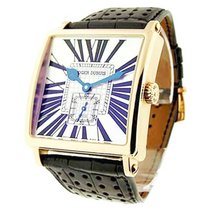 Roger Dubuis G43.14.5 43mm Golden Square in Rose Gold - On...