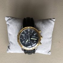 Sinn 203 pre-owned 40mm Gold/Steel
