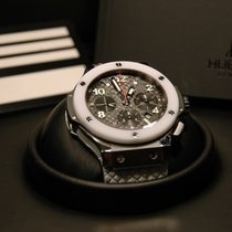 "Hublot Big Bang Chronograph ""Great White"""