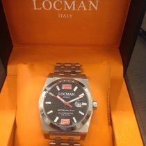 Locman Stealth automatic Ref. 205 full set