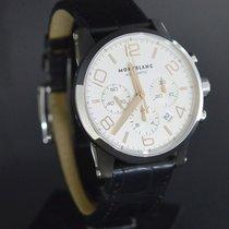 Montblanc Chronographe 43mm Remontage automatique nouveau Timewalker Argent