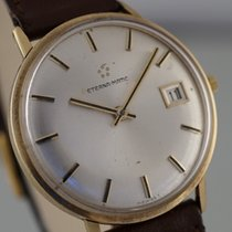 Eterna-Matic 14K gents dress watch