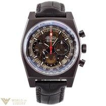 Zenith El Primero Titanium Watch 40th Anniversary Limited Edition
