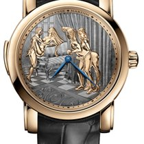 Ulysse Nardin Minute Repeater Voyeur rose gold manual winding...