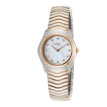 Ebel Classic Gold/Steel 27mm Mother of pearl No numerals United States of America, New York, New York