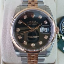 Rolex Datejust new 2016 Automatic Chronograph Watch with original box and original papers 116201