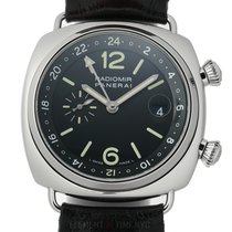 Panerai Radiomir GMT Steel 42mm Black United States of America, New York, New York