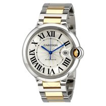 Cartier Ballon Bleu 42mm new Automatic Watch with original box and original papers W2BB0022