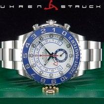 Rolex Yacht-Master II gebraucht 44mm Stahl
