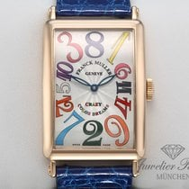 Franck Muller Color Dreams Oro rosado 32mm Plata Árabes