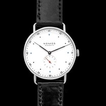 NOMOS Metro 38 1108 New Steel 38.5mm Manual winding United States of America, California, San Mateo