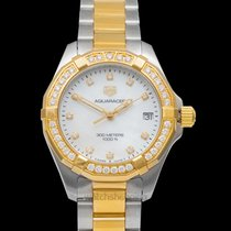 TAG Heuer Aquaracer Lady 32mm Mother of pearl United States of America, California, San Mateo