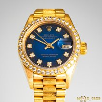 Rolex Lady-Datejust 69278 1992 pre-owned