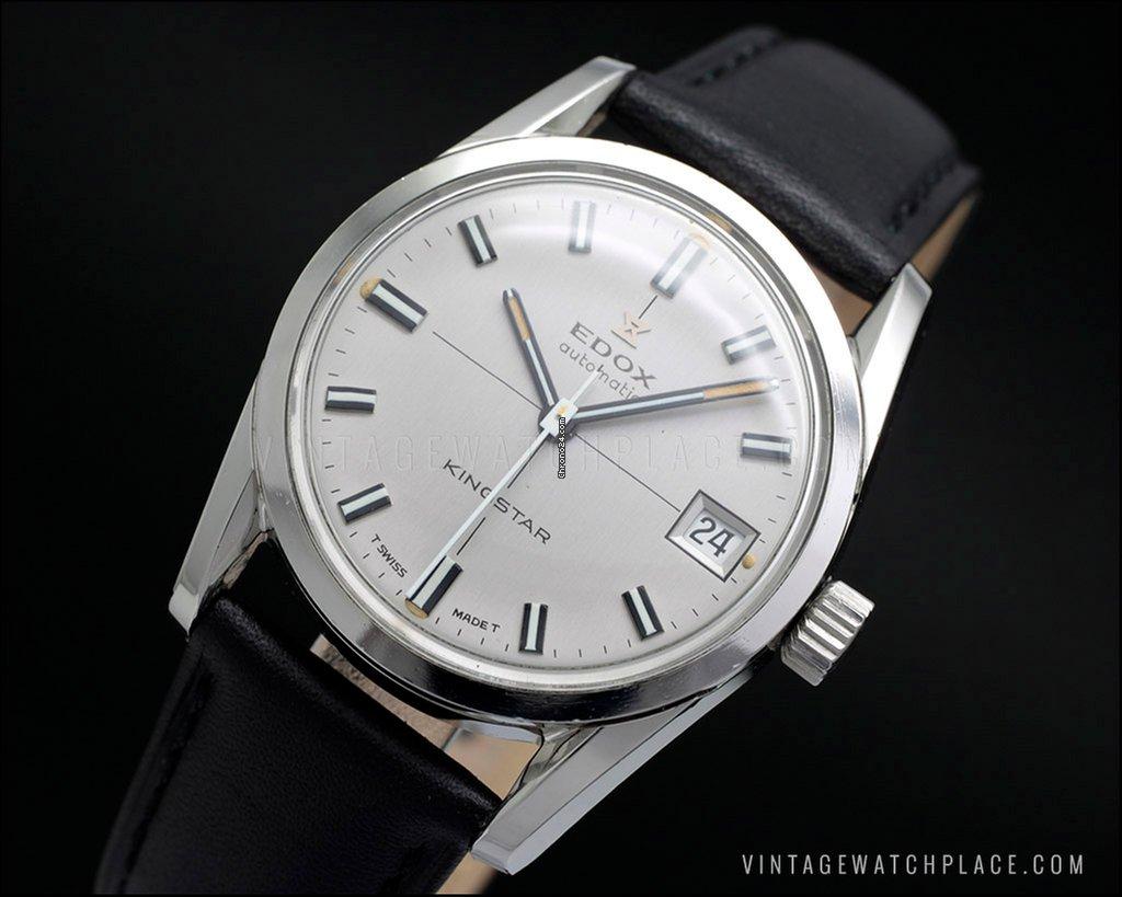 f6dee5db1aeb Relojes Edox - Precios de todos los relojes Edox en Chrono24