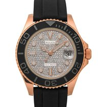 Rolex Yacht-Master 37 Rose gold United States of America, California, San Mateo