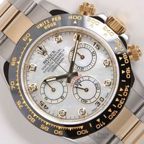 Rolex Daytona Steel 40mm Mother of pearl United States of America, California, Los Angeles