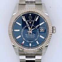 Rolex 326934 Steel 2018 Sky-Dweller 42mm pre-owned United States of America, New York, New York