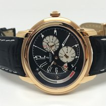 Audemars Piguet Red gold Automatic Black Arabic numerals pre-owned Millenary
