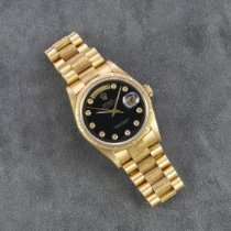 Rolex Yellow gold Automatic Day-Date pre-owned