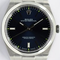 Rolex Oyster Perpetual 39 Steel 39mm Blue No numerals United States of America, Arizona, Tucson