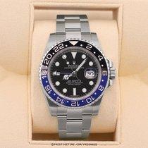 Rolex GMT-Master II GMT Master II BATMAN pre-owned