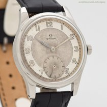 Omega 2383-6 Very good Steel 34mm Manual winding United States of America, California, Beverly Hills